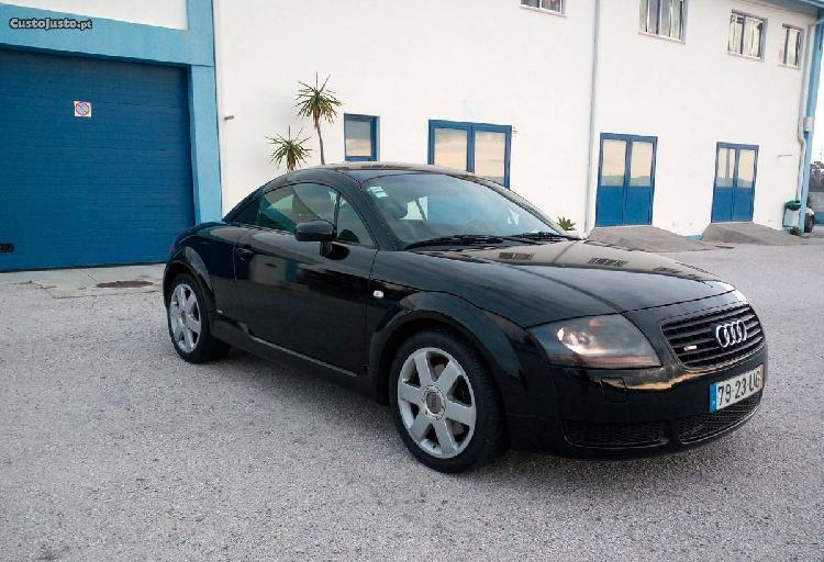 Audi tt 1.8 turbo nacional - 02