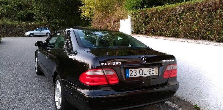Mercedes-benz clk 230 193cv aceito retoma - 99