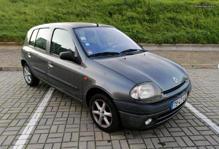 Renault clio 1.2 a/c d. asst - 98