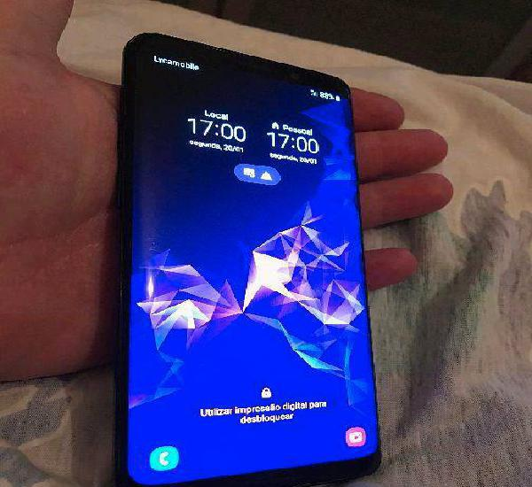 Samsung s9 64gb duos black