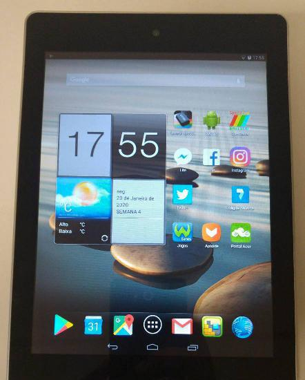"""Tablet acer 8"""" a1 810 + capa"""