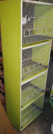 Vendo gaiolas para pássaros