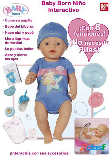 Baby born interactive baby born child