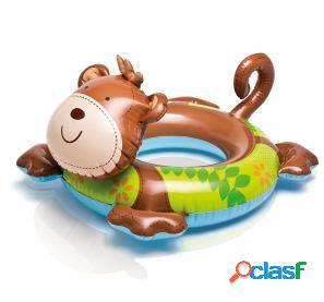 Intex flotador animales 91x56 cm
