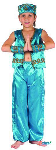 Tamanho traje árabe principe 7-9 anos 110-120 cm guirca
