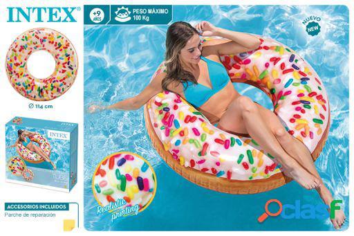 Intex Flotador Donuts De Colores