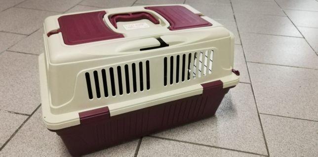 Transportadora animais pequeno porte. nova, confortável,