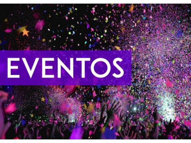 Organização / promoção e cobertura de eventos