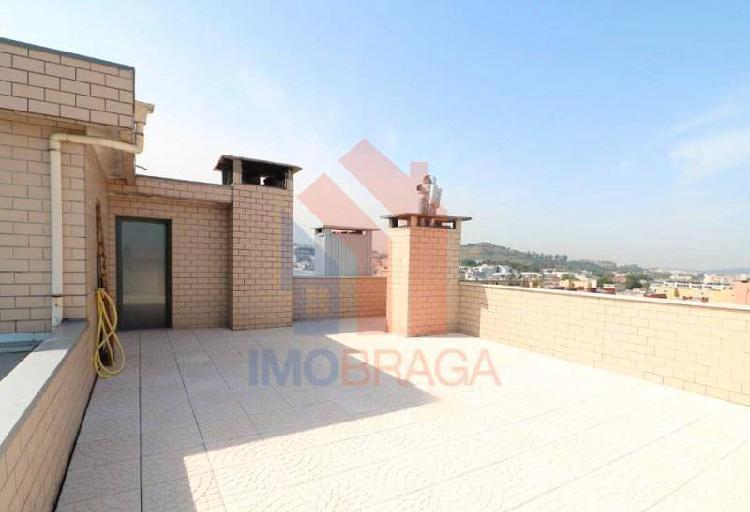 Apartamento t3 dúplex c/ terraço em s. vitor,...