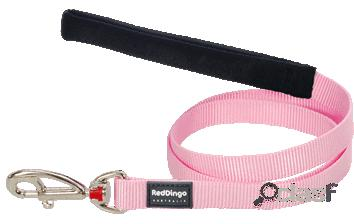 Red dingo bracelete classic pink lisa 20 mm x 120 cm