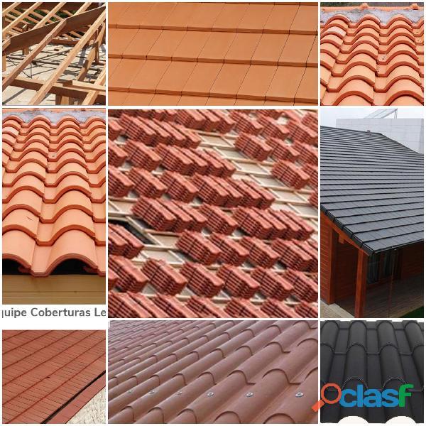 Renovação telhados reparação, substituição para painel sandwich