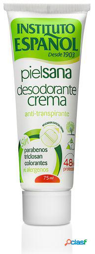 Instituto español creme desodorizante para pele saudável 75 ml 75 ml
