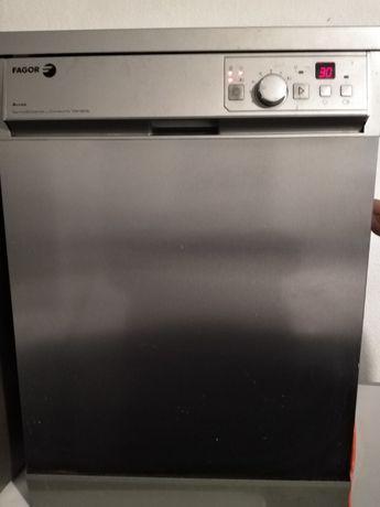 Maquina de lavar loiça inox fagor