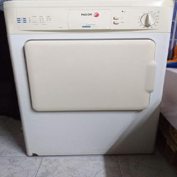Maquina secar roupa fagor