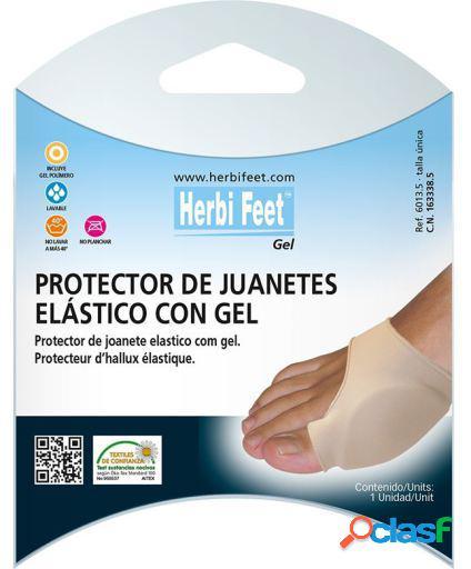 Herbitas protetor de joanete elástico com saco de gel 10 uds