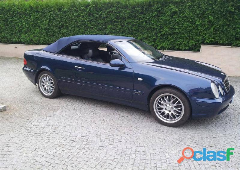 Mercedes benz clk 230 kompressor cabrio 3333€