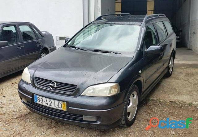 Opel astra caravan 1.4 16v 916€