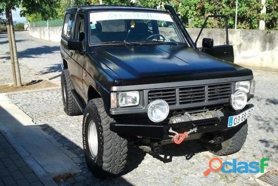 Nissan patrol 3300 turbo tt 4x4 impecavel 2000€