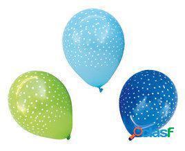 Blue party balloon jabadabado