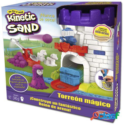 Bizak kinetic areia torreon magico
