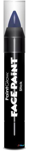 Face paint stick dark blue 3.5g smiffys