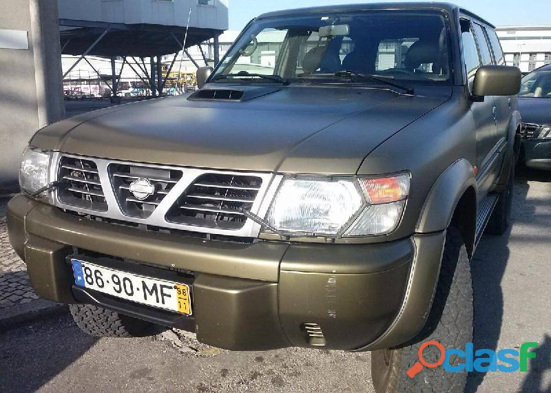 Nissan patrol 2800 gr longo 4250€