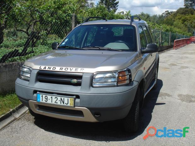 Land rover freelander monovolume 3000€