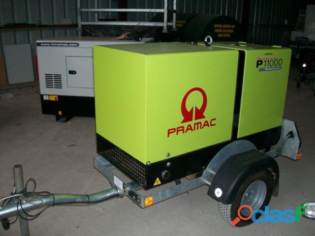 Gerador Pramac P11000 1