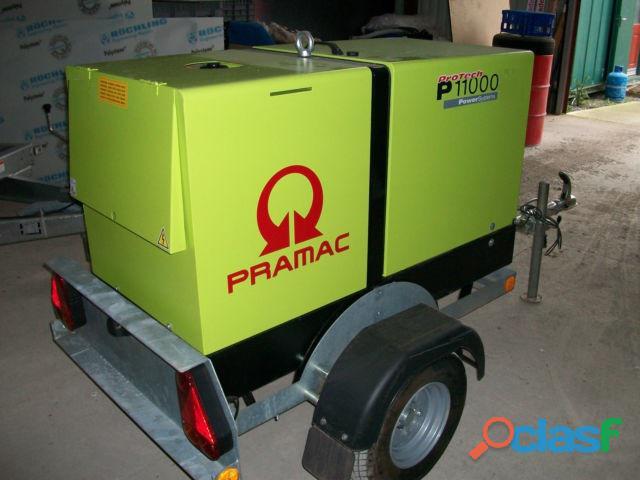 Gerador Pramac P11000 2