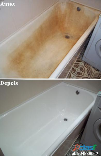 Renovação banheiras. 3