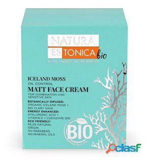 Natura estónica iceland moss crema facial matificante de 30 ml 30 ml