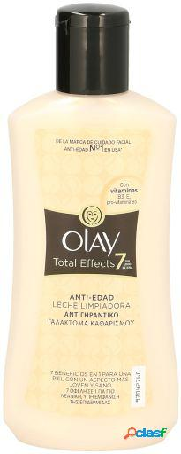 Olay of total effects leite de limpeza 200 ml