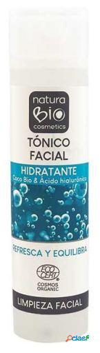 Naturabio cosmetics tônico facial hidratante 200 ml