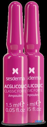 Sesderma Acglicólico Clássico Forte 10 Ampolas