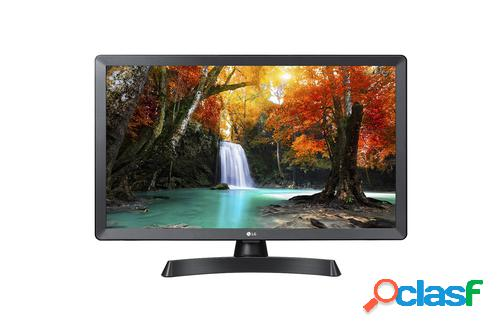"Lg 28tl510v-pz 69,8 cm (27.5"") 1366 x 768 pixels hd led plano preto"