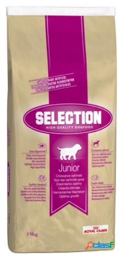 Royal canin selection junior 15 kg