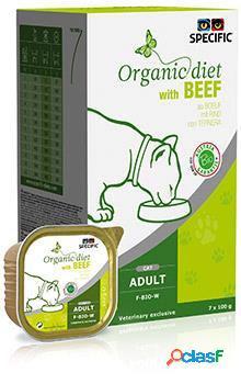 Specific f-bio-w-beef 100 gr. 7x100 gr