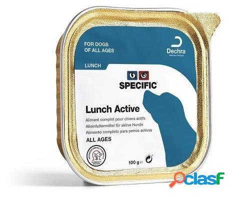 Specific lunch active caw 7x100 gr