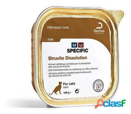 Specific struvite dissolution fsw 100 gr