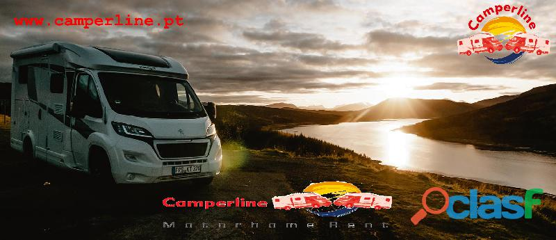 Camperline , auto caravanas