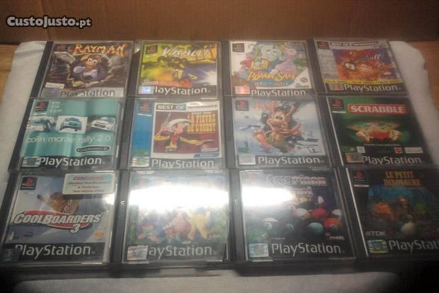 Jogos playstation 1