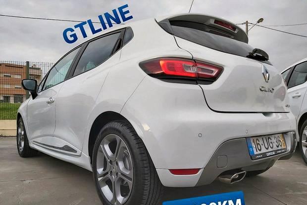 Renault clio gt line 90cv 21.000km nacional - 18