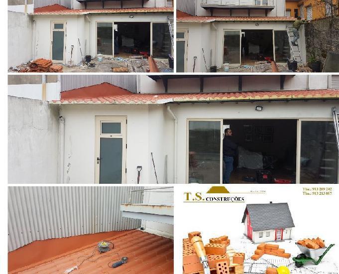 Construção civil remodelações e pinturas etc,