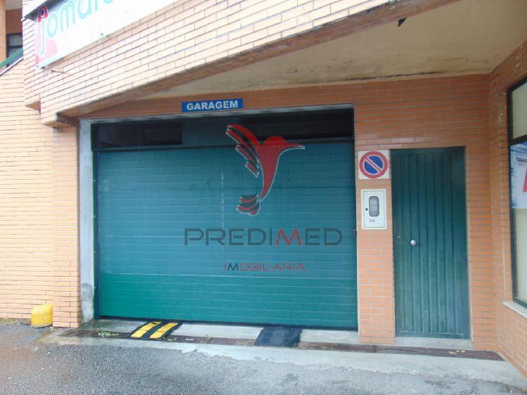 Garagem fechada c/ 1 lugar no centro da cidade