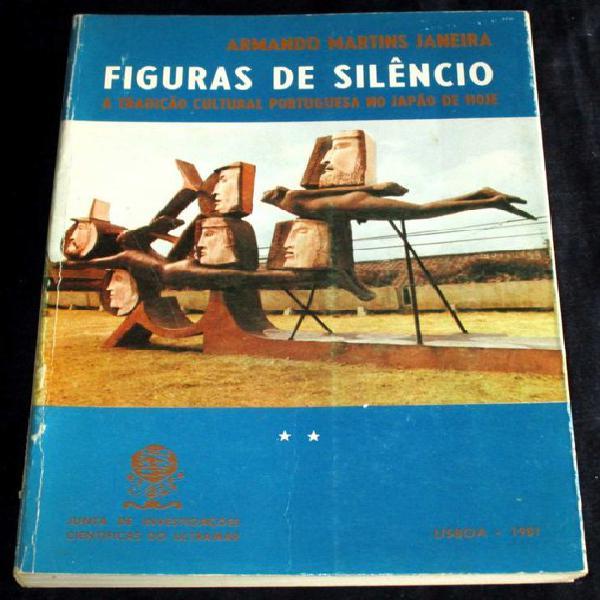 Livro figuras de silêncio tradição cultural