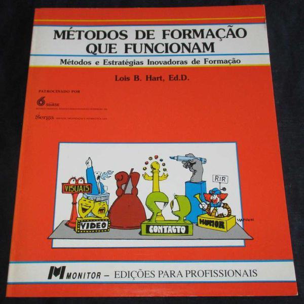 Livro métodos de formação que funcionam monitor