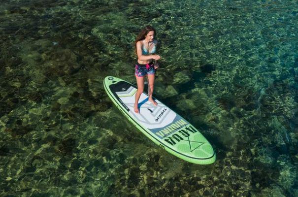 Prancha paddle sup aqua marina thrive nova