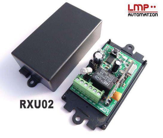 Rxu02 receptor universal comandos fixos e rollingcomando