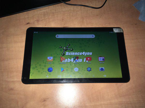 Tablet science4you iv