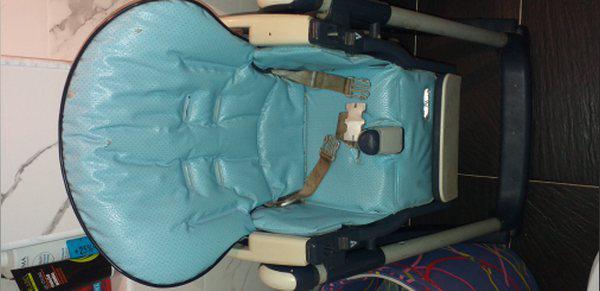 Vendo cadeira de papa de bebé